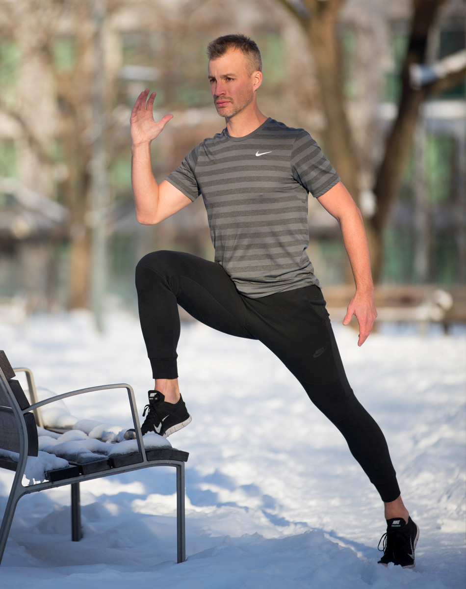 Dax Wilcox, Personal Trainer at Adelaide West Physiotherapy, Toronto